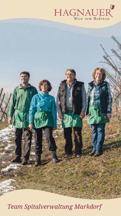Team Spitalverwaltung Markdorf