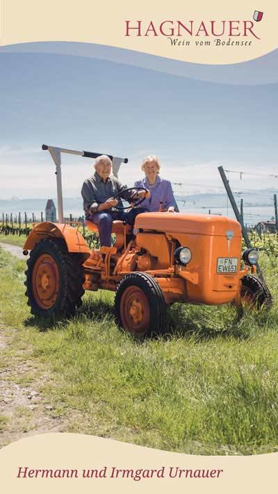 Hermann und Irmgard Urnauer