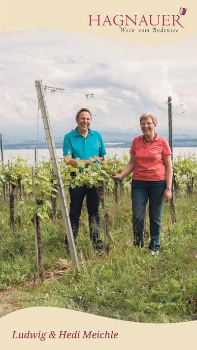 Ludwig & Hedi Meichle