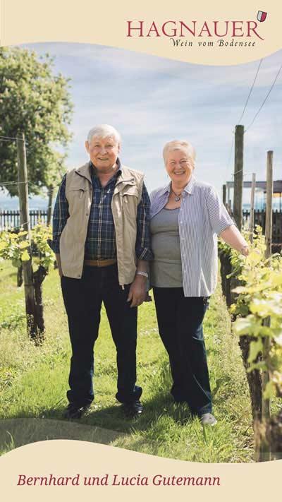 Bernhard und Lucia Gutemann