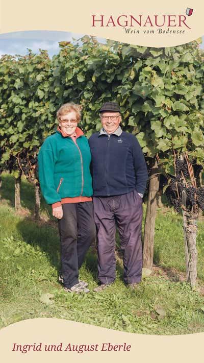 Ingrid und August Eberle