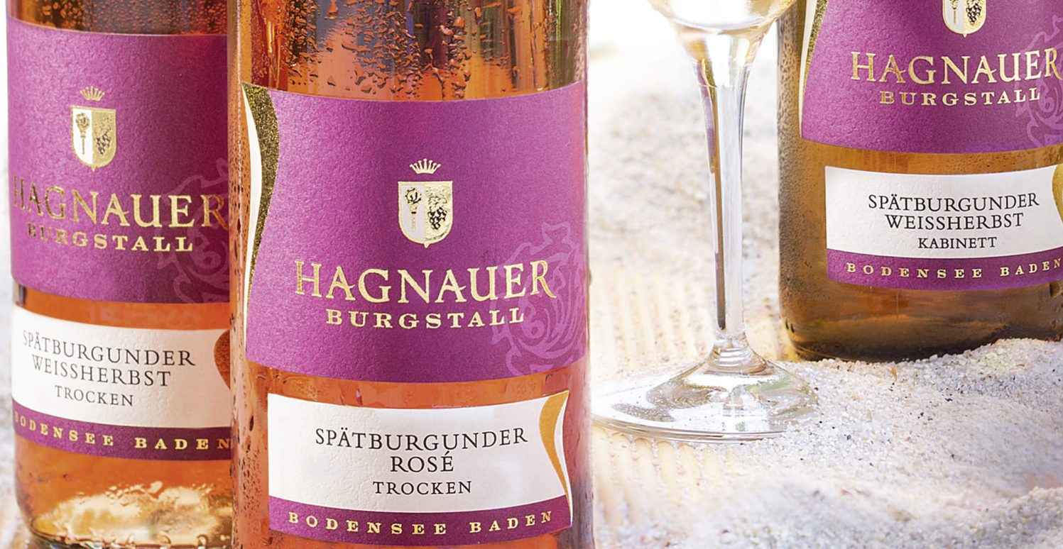 Hagnauer Spätburgunder Rosé