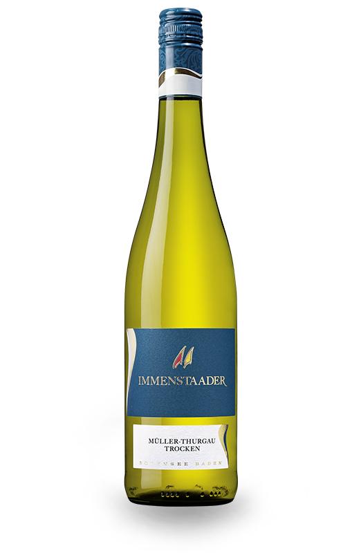 Flasche Immenstaader Müller-Thurgau