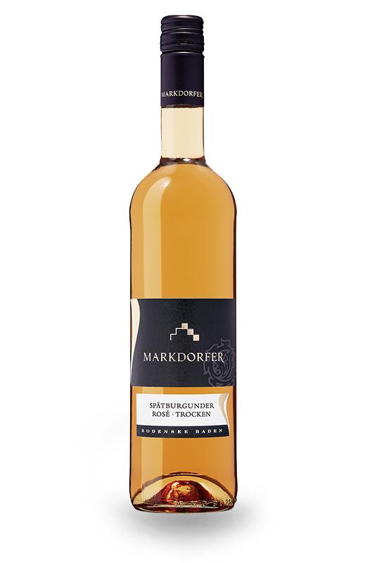 Flasche Markdorfer Rosé