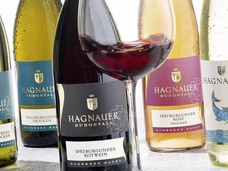 Hagnauer Weinauswahl