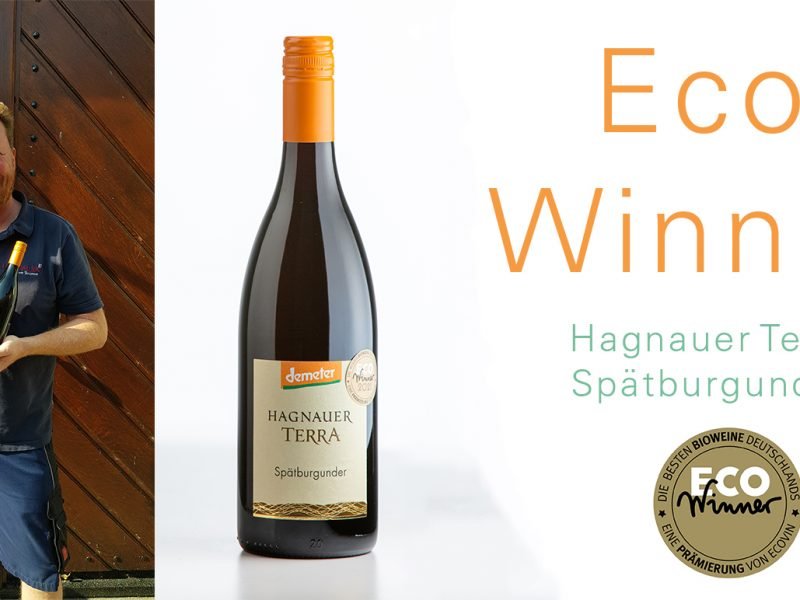 Eco Winner Hagnauer Winzerverein